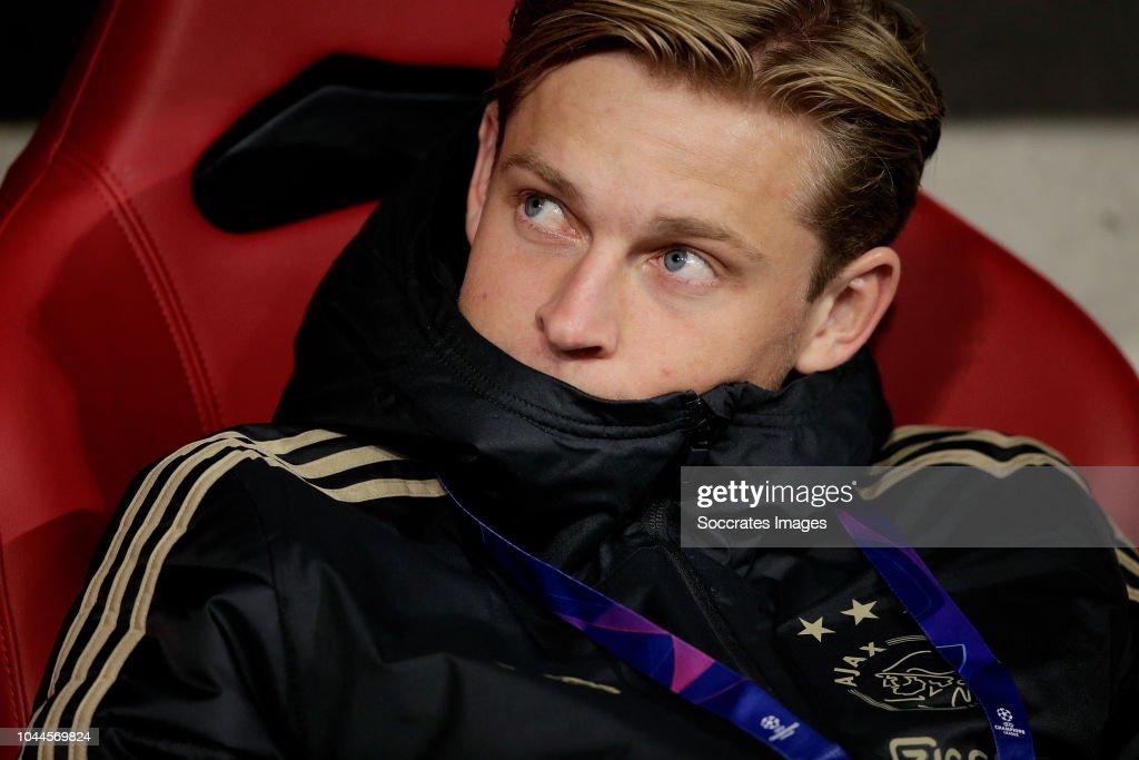 Bayern Munchen v Ajax - UEFA Champions League : News Photo