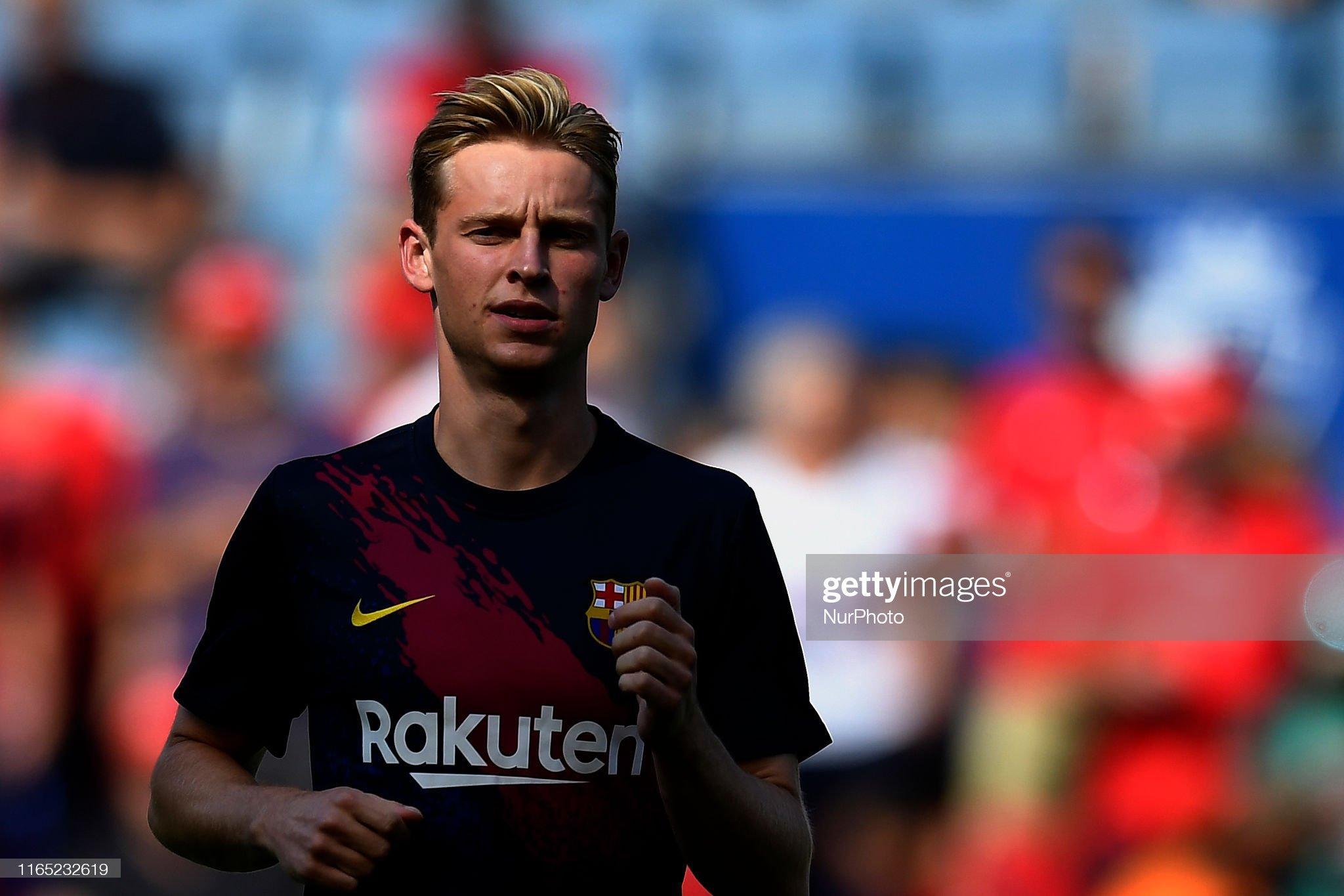 صور مباراة : أوساسونا - برشلونة 2-2 ( 31-08-2019 )  Frenkie-de-jong-of-barcelona-during-the-warmup-before-the-liga-match-picture-id1165232619?s=2048x2048