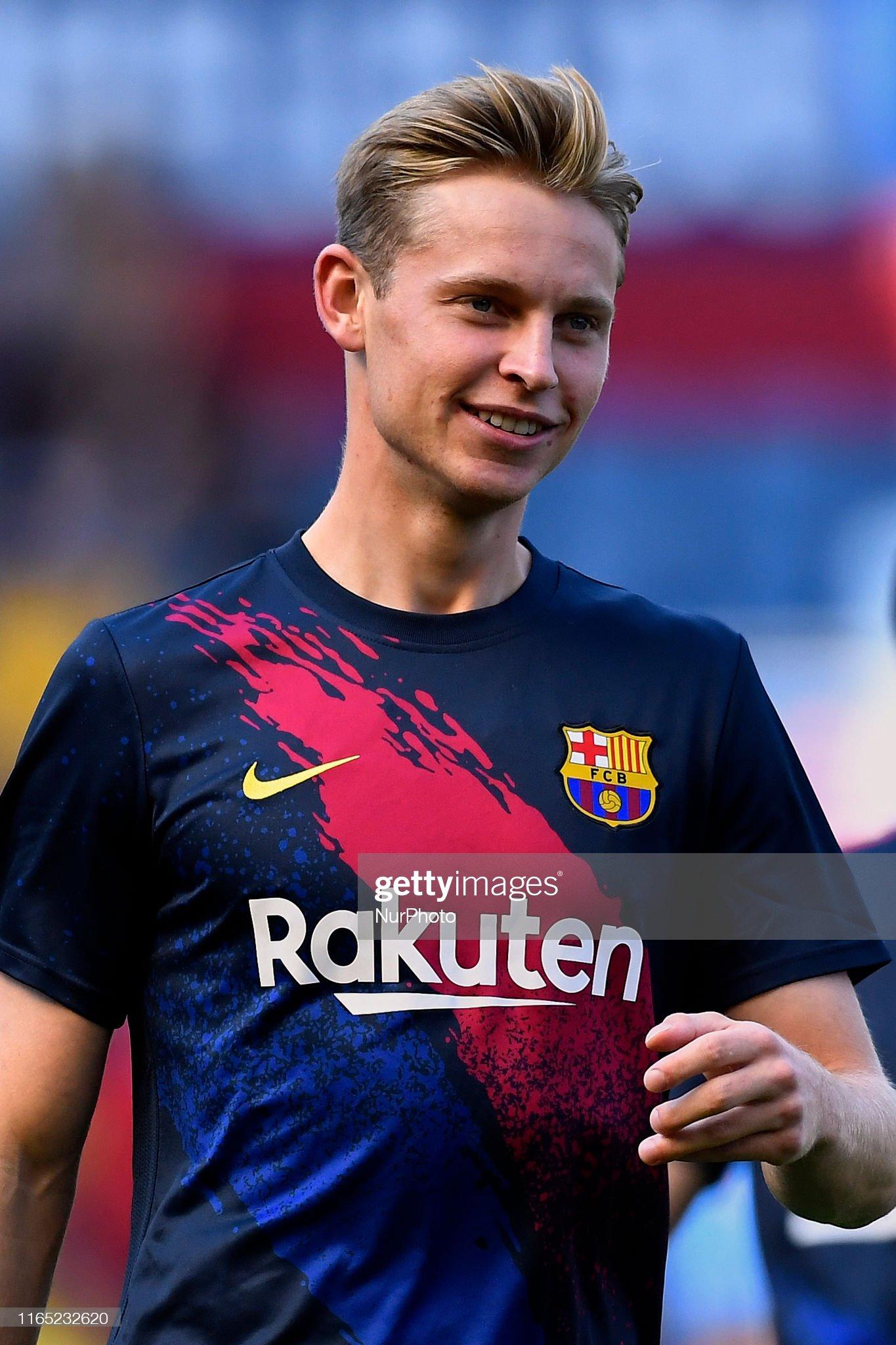 صور مباراة : أوساسونا - برشلونة 2-2 ( 31-08-2019 )  Frenkie-de-jong-of-barcelona-during-the-warmup-before-the-liga-match-picture-id1165232620?s=2048x2048