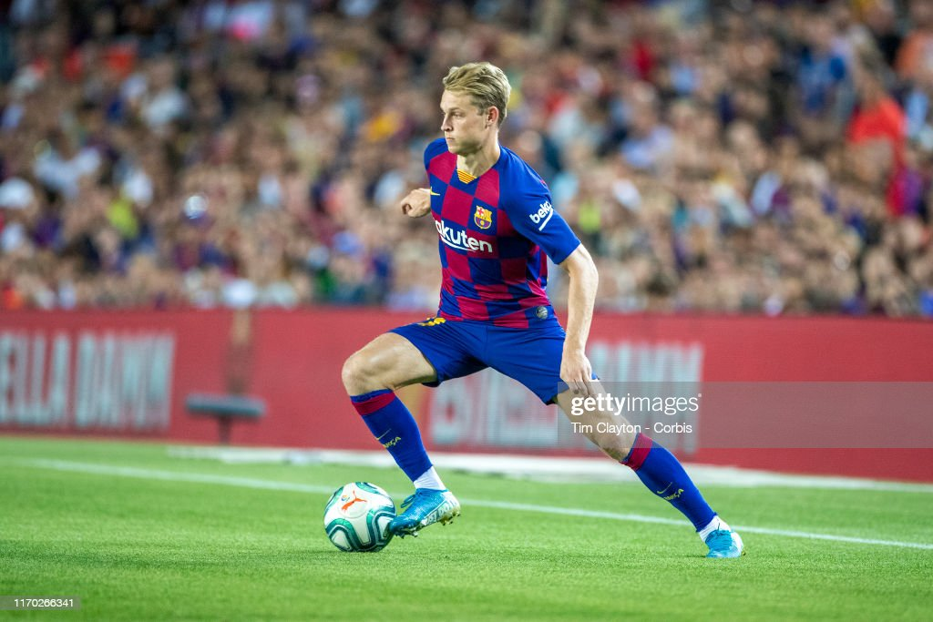 Barcelona V Real Betis, La Liga regular season. : News Photo