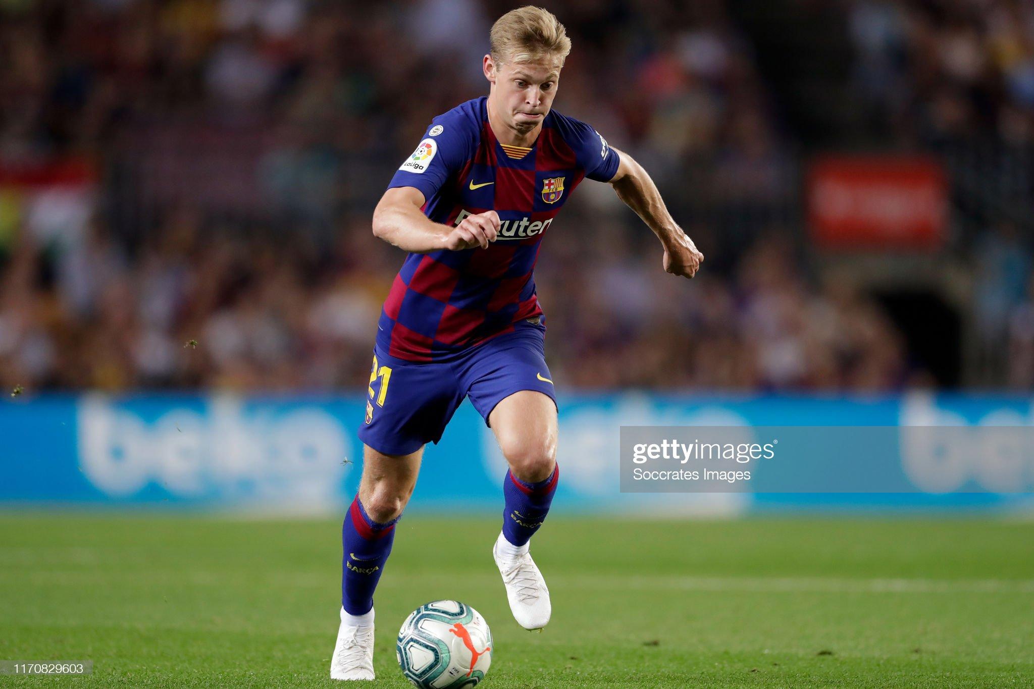 صور مباراة : برشلونة - فياريال 2-1 ( 24-09-2019 )  Frenkie-de-jong-of-fc-barcelona-during-the-la-liga-santander-match-picture-id1170829603?s=2048x2048