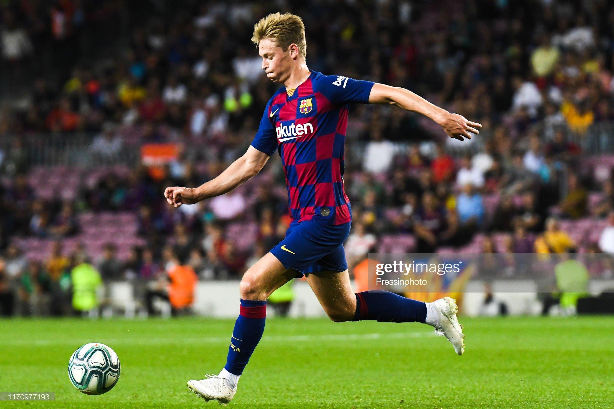 صور مباراة : برشلونة - فياريال 2-1 ( 24-09-2019 )  Frenkie-de-jong-of-fc-barcelona-during-the-liga-match-between-and-picture-id1170977193?s=2048x2048