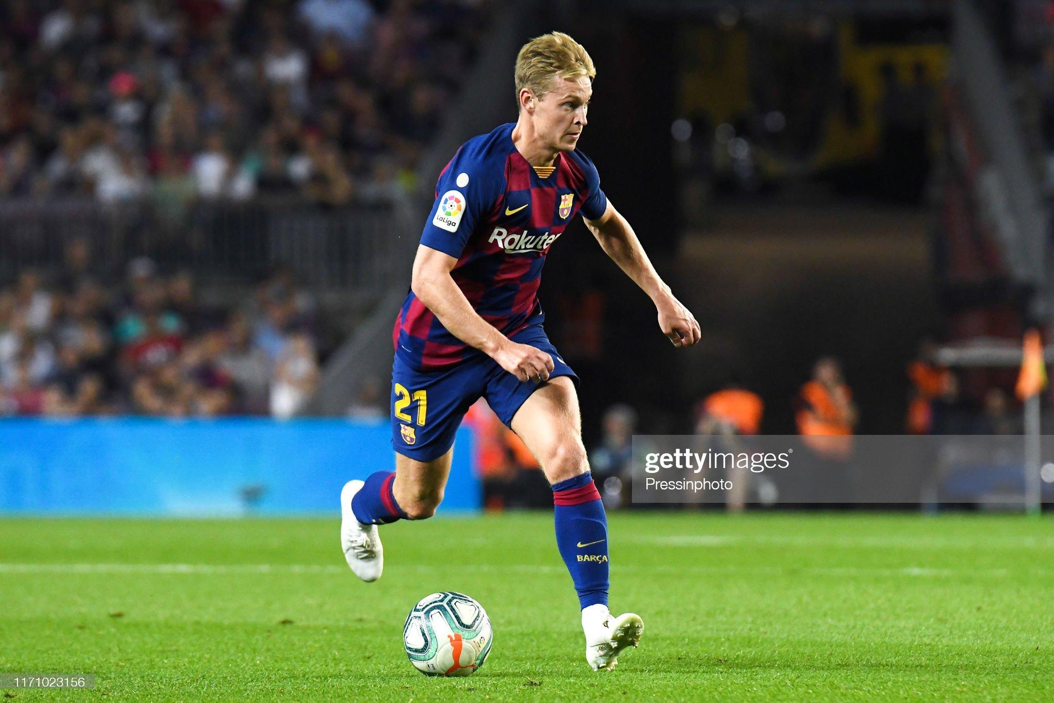 صور مباراة : برشلونة - فياريال 2-1 ( 24-09-2019 )  Frenkie-de-jong-of-fc-barcelona-during-the-liga-match-between-and-picture-id1171023156?s=2048x2048