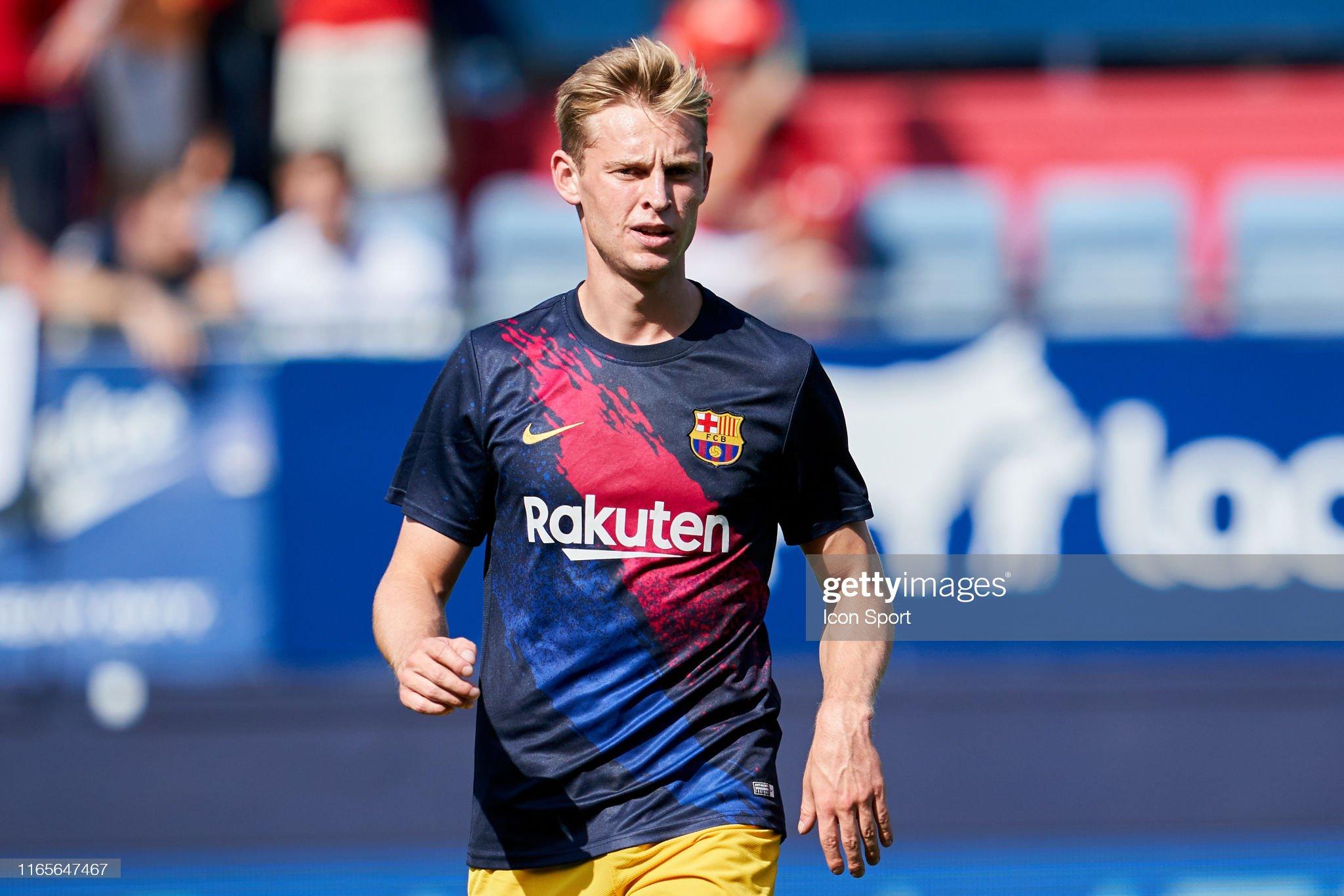 صور مباراة : أوساسونا - برشلونة 2-2 ( 31-08-2019 )  Frenkie-de-jong-of-fc-barcelona-during-the-liga-match-between-osasuna-picture-id1165647467?s=2048x2048