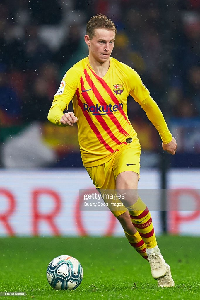 Club Atletico de Madrid v FC Barcelona  - La Liga : ニュース写真