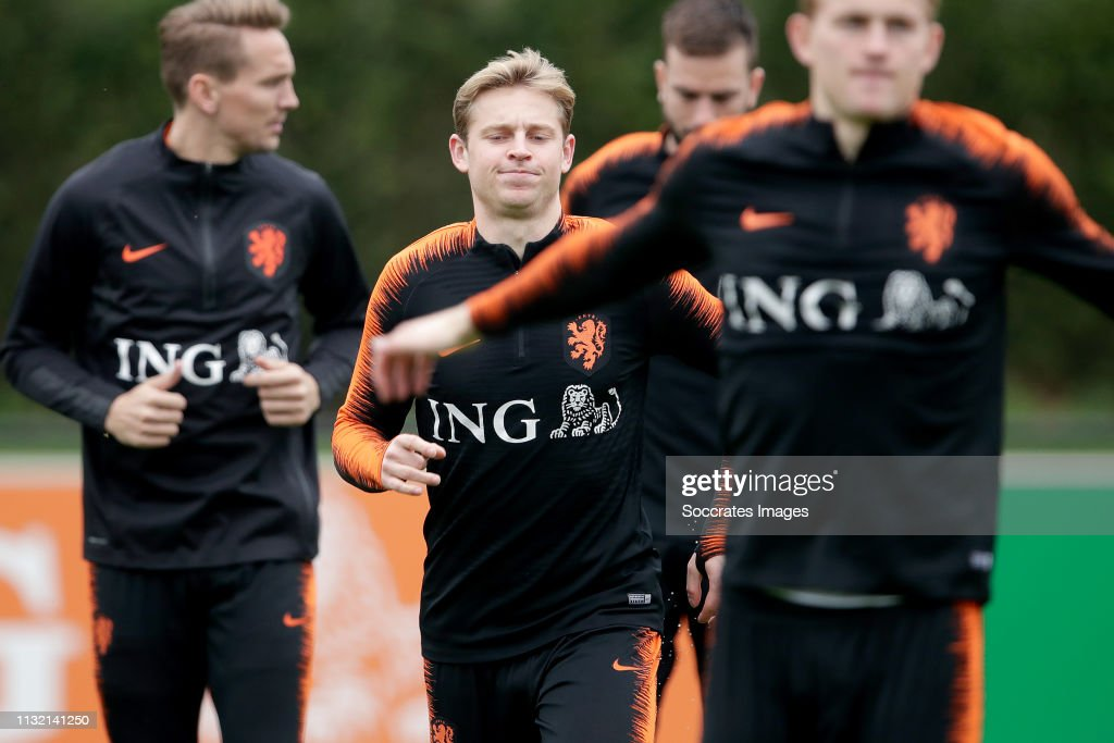 NLD: Netherlands Training Session and Press Conference
