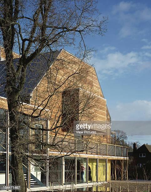Frensham Performing Arts Centre Frensham Heights School Farnham United Kingdom Architect Burrell Foley Fischer Frensham Performing Arts Centre...