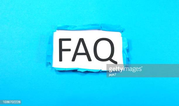 frequently asked questions - q&a stock pictures, royalty-free photos & images