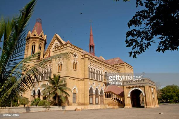 CONTENT] Frere Hall is one of the few wellpreserved buildings from the days of the British Raj that still exists in Karachi Sindh Pakistan It was...