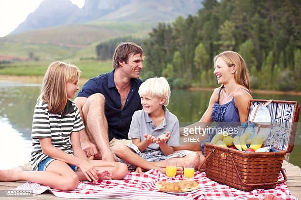 Frische Luft und Zeit mit der Familie