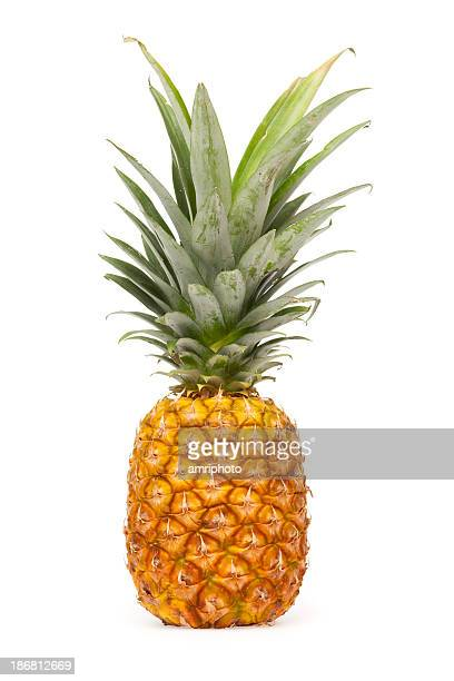 fresh and mellow pineapple