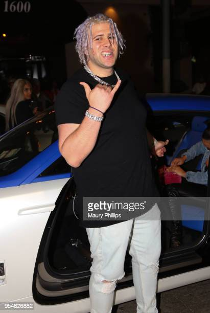 Fresh arrives at Church on Sundays hosted by Amber Rose on April 29 2018 in Hollywood California