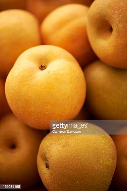 Fresh Asian (Korean) pears