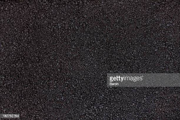 Frische asphalt
