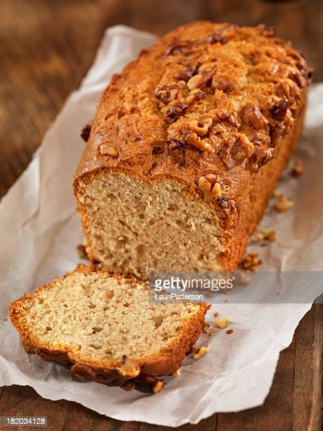 Fresh Baked Banana Bread