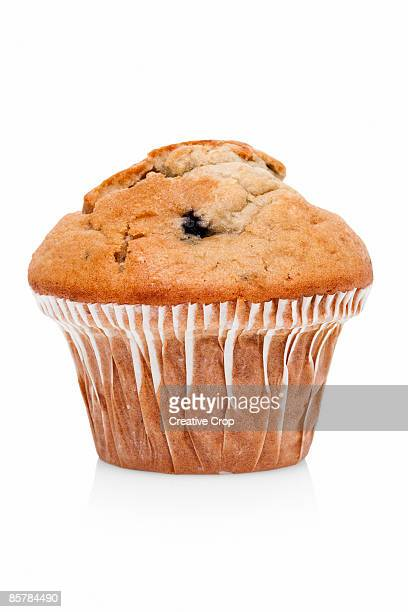 Fresh baked muffin