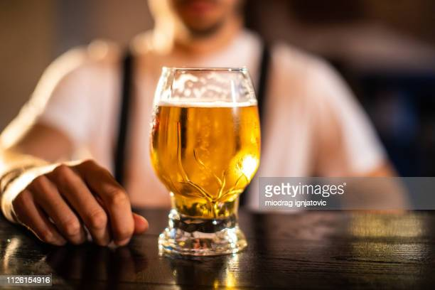 fresh beer - fermenting stock pictures, royalty-free photos & images