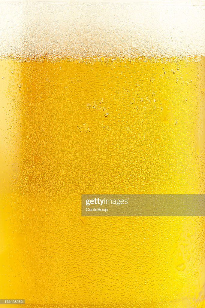 Fresh Beer : Stock Photo