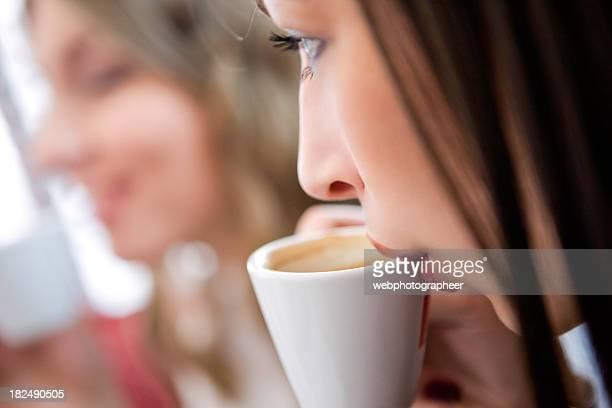 Frischer Kaffee