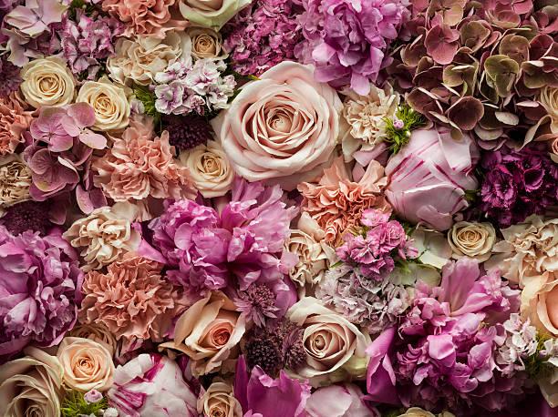 Fresh Cut Flowers, Detail Wall Art