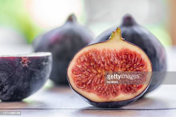 fresh figs - fig stock pictures, royalty-free photos & images