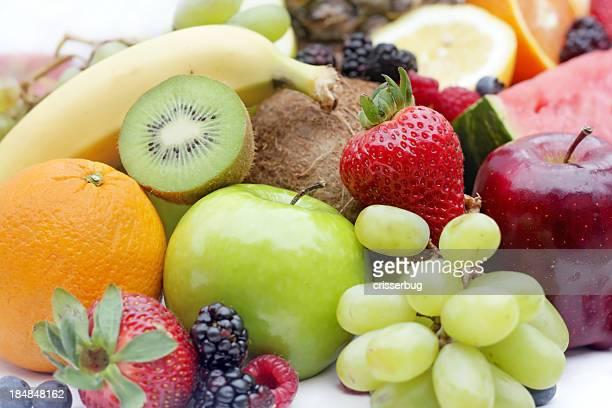 Fresh Fruit Grouped