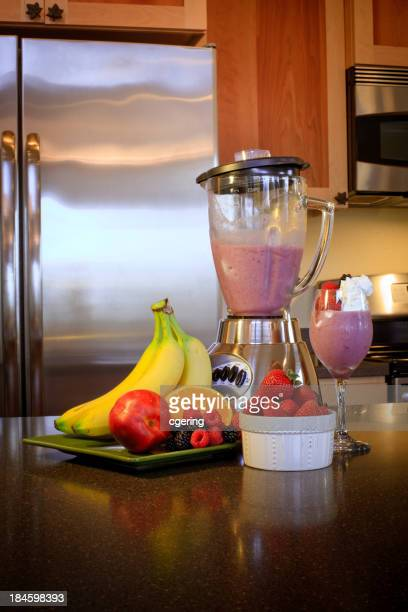 Fresh Fruit Smoothie