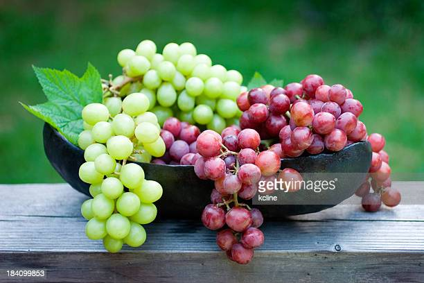 fresh grapes - grape stock pictures, royalty-free photos & images