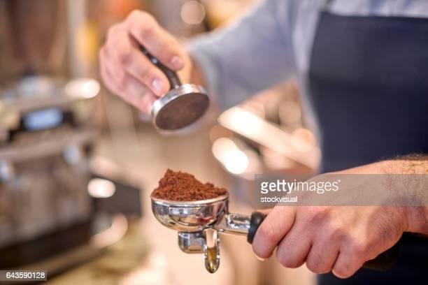 Frische-Espresso