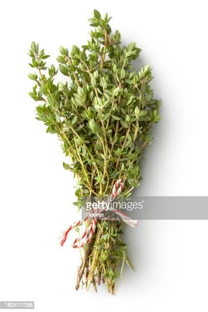 Fresh Herbs: Thyme