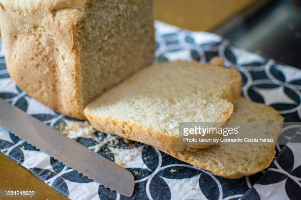 fresh homemade bread - leonardo costa farias - fotografias e filmes do acervo