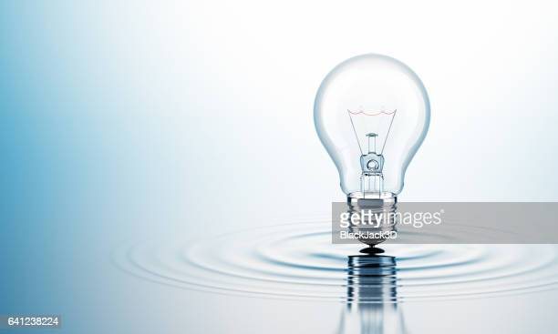 fresh idea - lightbulb stock photos and pictures