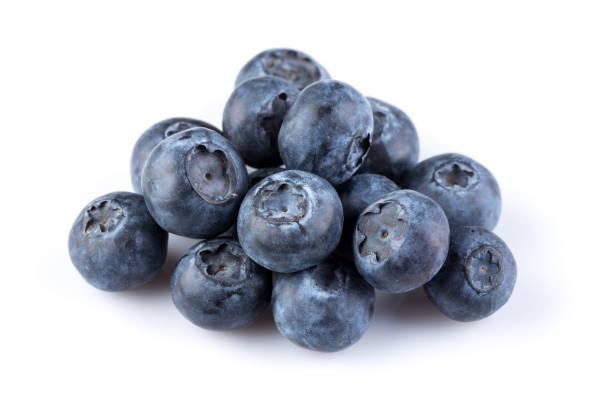 fresh juicy blueberries - 藍莓 個照片及圖片檔