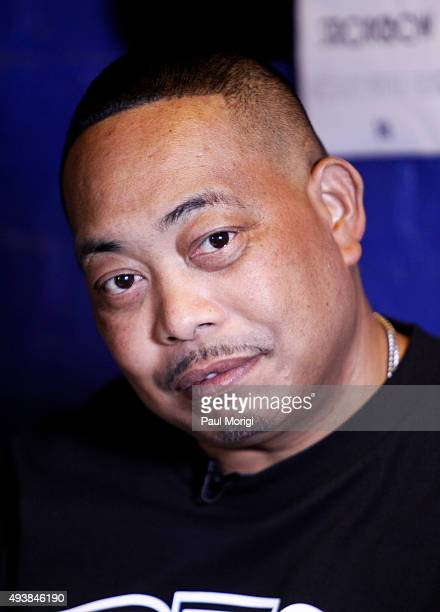 Fresh Kid Ice of 2 Live Crew backstage at Rock The Vote's #TBT 25th Anniversary Concert at The Black Cat on October 22 2015 in Washington DC