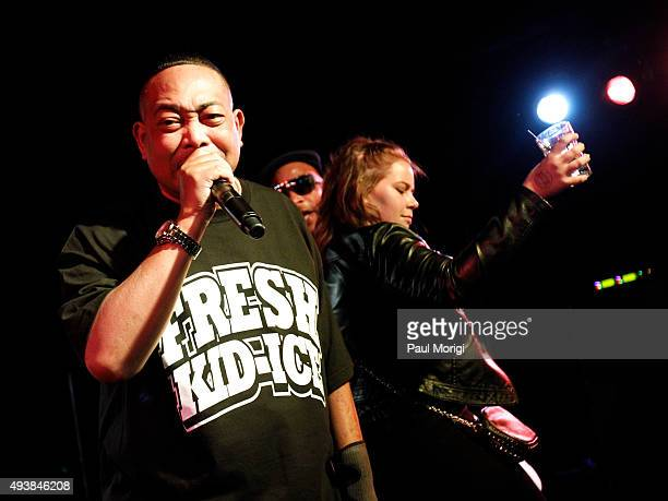 Fresh Kid Ice of 2 Live Crew performs at Rock The Vote's #TBT 25th Anniversary Concert at The Black Cat on October 22 2015 in Washington DC