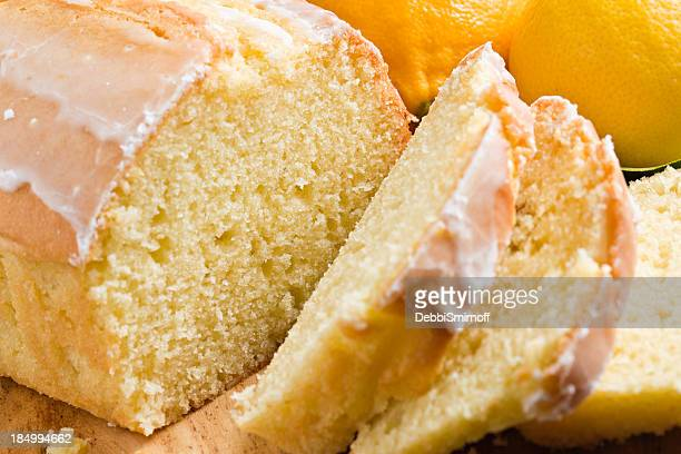 Pound Cake au citron frais