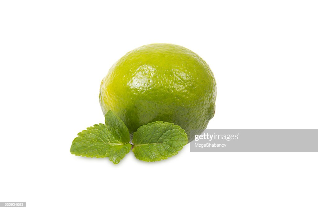 Fresh lime : Stock Photo