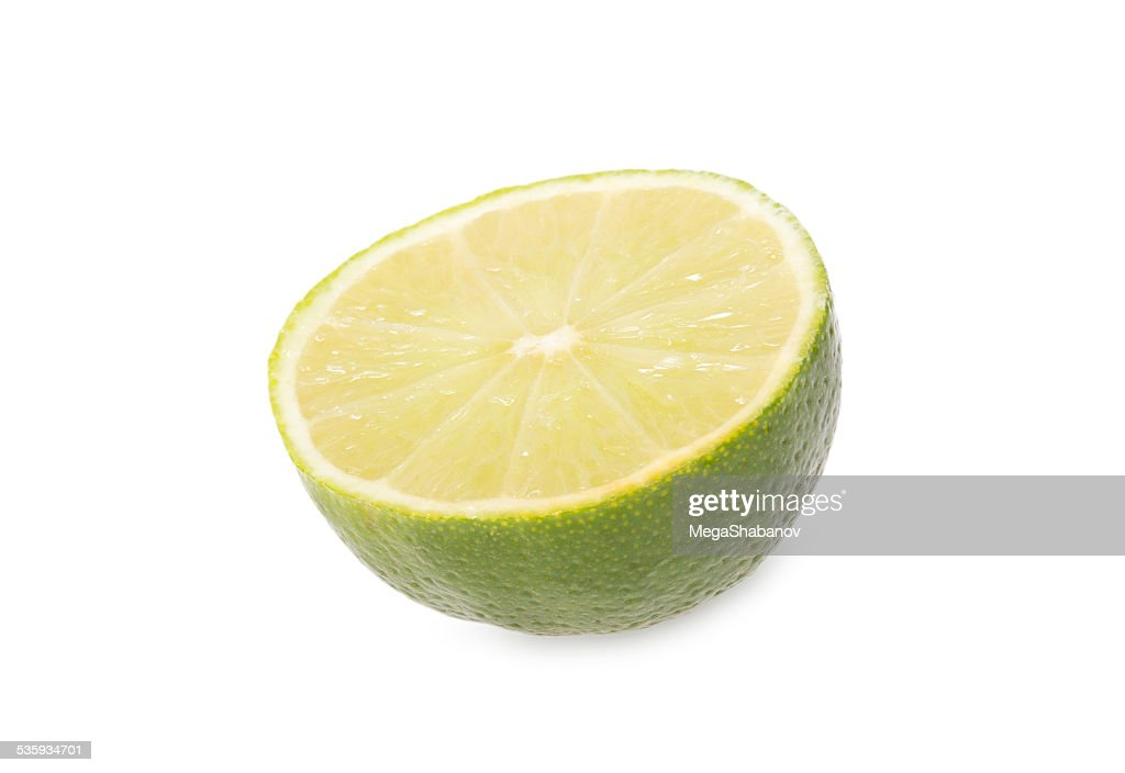 Fresh lime : Stock Photo