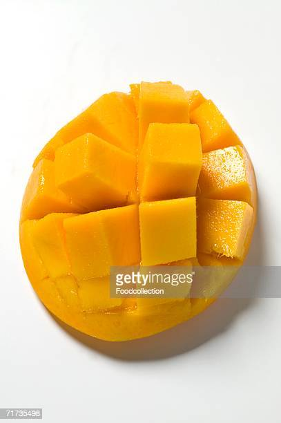 Fresh mango, cut into cubes