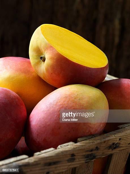Fresh organic fruit, speciality mango