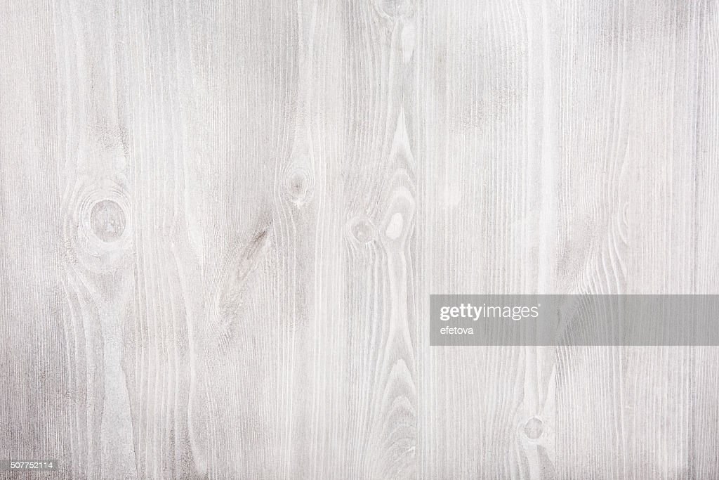 White Wood Table Texture. Texture Background; Fresh Painted Wooden Surface; White  Table Wood