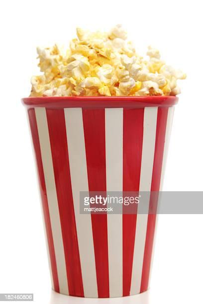Frisches Popcorn