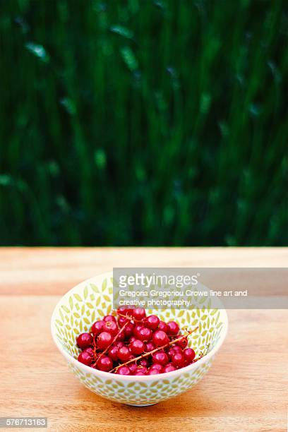 fresh red currants - gregoria gregoriou crowe fine art and creative photography stock pictures, royalty-free photos & images
