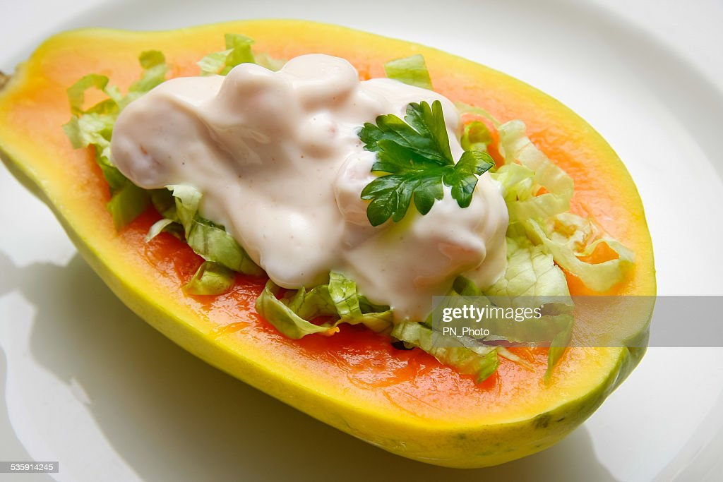 Salada fresca : Foto de stock