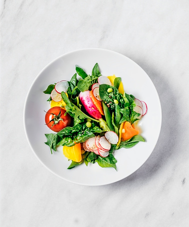 Fresh salad - gettyimageskorea