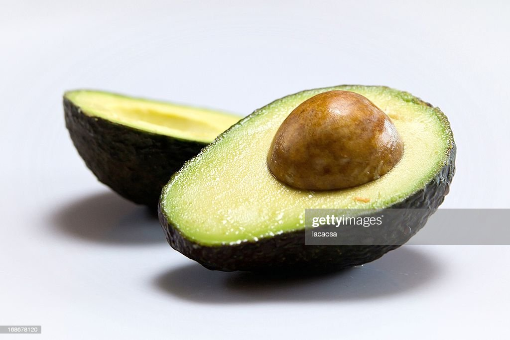 fresh sliced Avocado : Stock-Foto