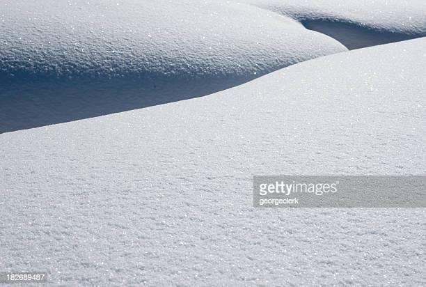 Fresh Snow Patterns