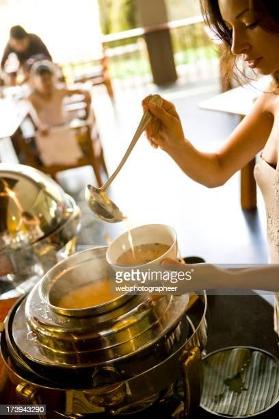 Soupe de prime fraîcheur