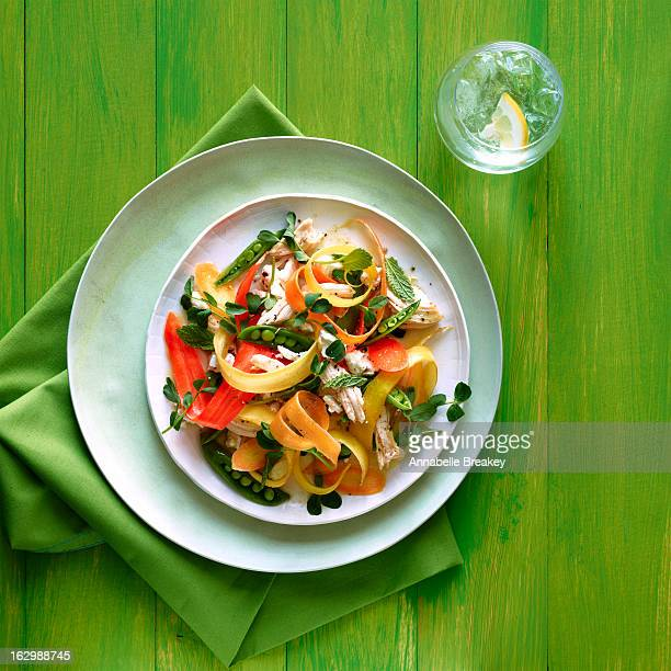 Fresh Spring Chicken Salad