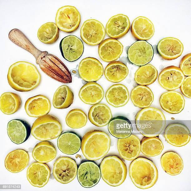 Fresh Squeezed Lemons and Limes